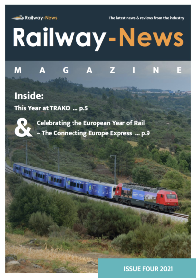 Railway-News Magazine – Issue 4 / 2021