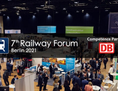 STIMIO to Attend the 7th Railway Forum in Berlin