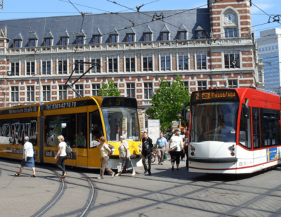 How Talking Trams Boost Accessibility for Visually Impaired