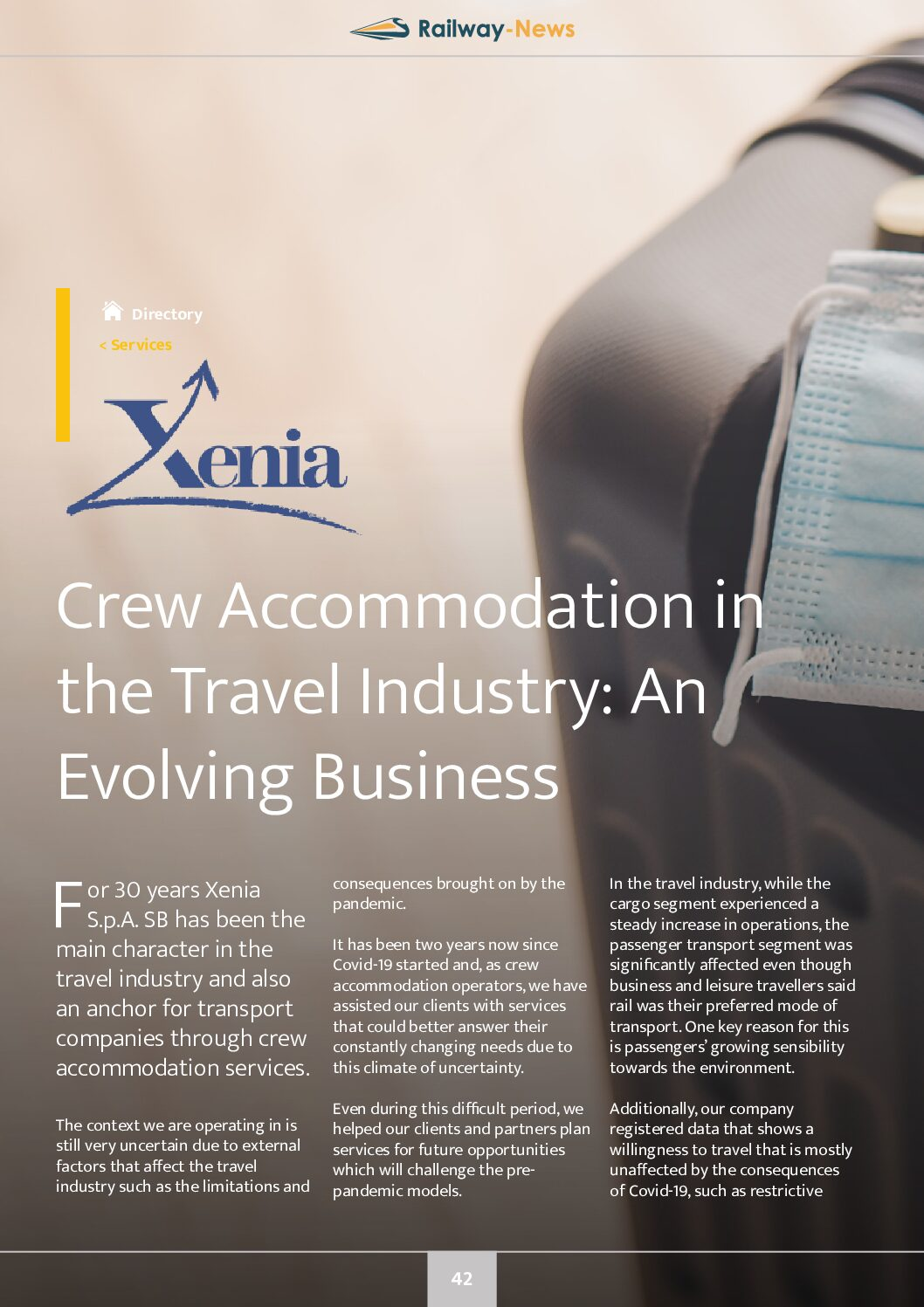 Crew Accommodation in the Travel Industry: An Evolving Business