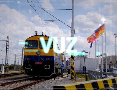 Výzkumný Ústav Železniční a.s. (VUZ) English Version