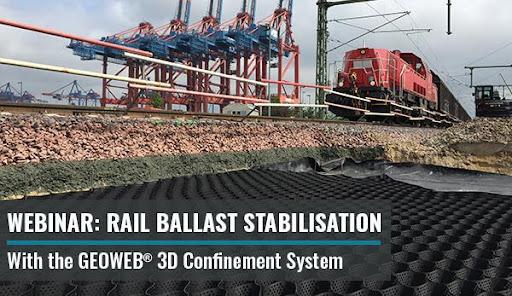 Geosystems Rail Ballast Webinar